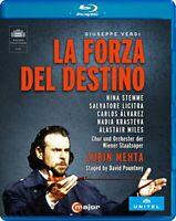 Verdi:La Forza Del Destino [Carlos Álvarez; Nina Stemme; Salvatore [DVD]
