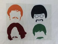 Children's T-shirt Age 7-8 The Beatles Printed Motif bespoke one off design
