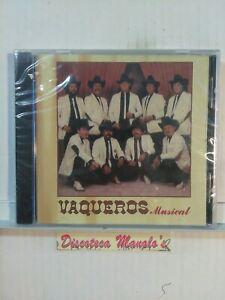 VAQUEROS MUSICAL - 20 EXITOS