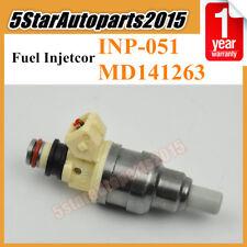 Fuel Injector INP-051 for Mitsubishi Mighty Max Montero Dodge Colt Raider Ram 50