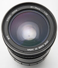 Sigma Zoom 28-70mm 28-70 mm 2.8 1:2.8 - Nikon