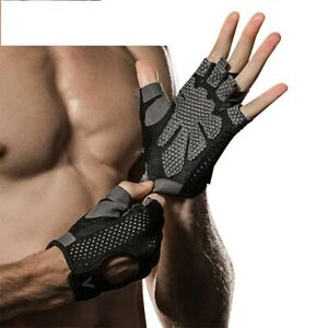Workout Handle Bar Gloves Gym Pull Up Weight Lifting Ssports Men Women Fitness
