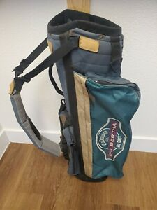 Callaway Big Bertha Stand/Carry Golf bag☆ 4 way dividers☆Single Strap☆ VINTAGE☆☆