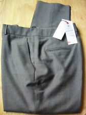 Woolen Regular Tailored 28L Trousers for Women