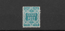 1918 MH Estonia, Estland, Mi  2A, with old expertisation mark