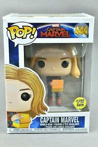 Funko Pop Marvel Captain #444 Glow in the Dark