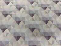 Novara Harlequin Heather Faux Silk Jacquard 140cm wide Curtain Fabric