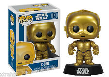 "Funko Pop Star Wars C-3PO 3.75"" Vinyl Figure"