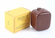 KODAK FILTER COMPARTMENT CASE FOR RETINA, MODEL B, APPEARS NEW IN BOX/cks/199316