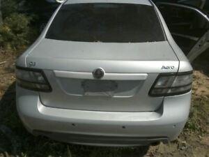 Trunk/Hatch/Tailgate Sedan 4 Door Without Spoiler Fits 08-11 SAAB 9-3 346015