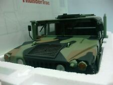 WOW EXTREMELY RARE Hummer H1 Military Camouflage 6.5 Diesel V8 1995 1:18 Exoto