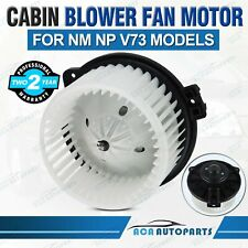 Cabin Blower Fan Motor For Mitsubishi Pajero NM NP V73 A/C Heater 12V NEW