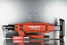 Hilti Dx860 Hsn Powder Actuated Decking Gun Stand Up Nailer Metal Roof Fastener