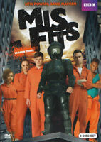 MISFITS - SEASON 3 (DVD)