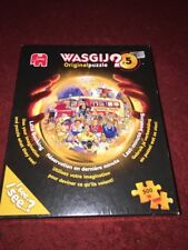 Jumbo Wasgij Original No. 5 Late Booking! 500 Piece Jigsaw Mystery Puzzle
