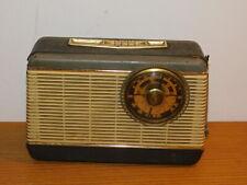 VINTAGE ancien alt old RADIO PHILIPS transistor portable à piles TSF