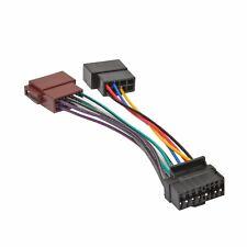 JVC 16 Pin Auto Radio Stereo ISO Cablaggio Connettore Adattatore Cavo jvc-101