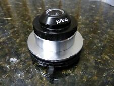 Nikon 1.30 Microscope Condenser Excellent Condition Fast Free Shipping Included