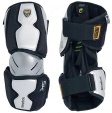 NEW Reebok 5K Senior Lacrosse Arm Guards Senior Large Retails For: $39.99