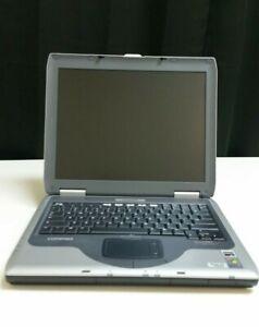 Compaq Presario 2100 model 2105US laptop Windows XP
