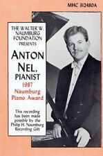 Anton Nel - Haydn Piano Sonatas Nos. 31, 32, 46 & 52 MHS Cassette