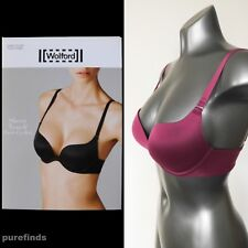 78089adebb851 Wolford Sheer Touch Push up Bra UK 34c EU 75c in Acai (3065)