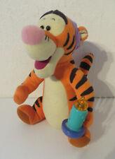 Winnie Pooh TIGGER mit Nachtlicht Stofftier Plüschtier Kuscheltier Spielwaren