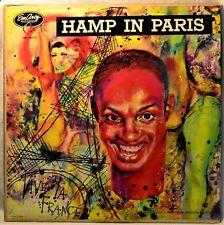 Lionel Hampton Hamp in Paris LP EX Vinyl Deep Groove EmArcy Mono Vibes Jazz