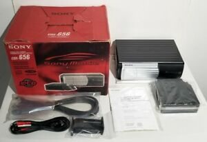 Vintage Sony Mobile CDX-656 Compact 10 Disc Changer (New/Open Box)
