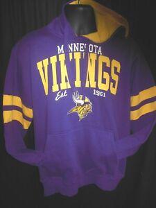 Minnesota Vikings NFL Men's G-III Hooded Pullover Sweatshirt