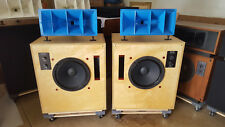 Altec Lansing Model 19 Custom Speakers