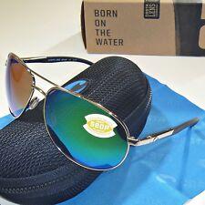 c29e66fb748c Costa Del Mar Wingman Polarized Sunglasses - Palladium   Green Mirror 580p  Lens