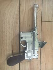 VINTAGE LONE STAR Mauser TOY CAP GUN Very Rare Good Condition 1960s