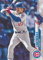 Willson Contreras 2020 Topps Series 2 #665 Chicago Cubs card