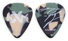 Kxm George Lynch Signature Camouflage Guitar Pick - 2014 Tour Dokken