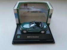 Green BMW Z3 Cabriolet 1/72 Hongwell Cararama boxed/packaged