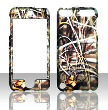Camo Grass  Apple ipod Touch 5,  5th Generation Case Cover Hard Snap on