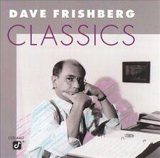 CLASSICS: DAVE FRISHBERG (Concord) NEW CD