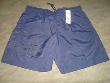 LACOSTE NAVY BLUE SWIMWEAR LARGE ALLIGATOR SIZE L