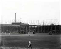 League Park #2 Photo 8X10 - 1905 Cleveland Indians