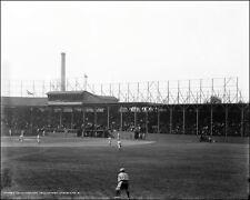 League Park #2 Photo 8X10 - 1905 Cleveland Indians