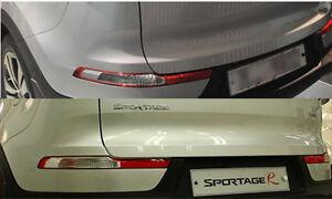 OEM Rear Bumper Reflector Lamp 2P Set for 2011 2015 Kia Sportage