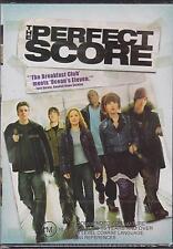 THE PERFECT SCORE - SCARLETT JOHANSSON - CHRIS EVANS - DVD - NEW