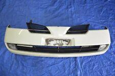 Nissan Primera P12 JDM OEM Front Bumper Cover P11 Nismo Grille Fog Lights VVL