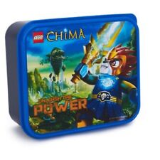 New LEGO Legends of Chima Unleash The Power Lunch Box