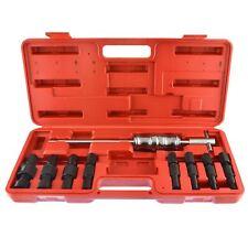 Estrattore cuscinetto interno,Set di estrattore per cuscinetti interni a foro cieco 9 pezzi Kit interno martello scorrevole
