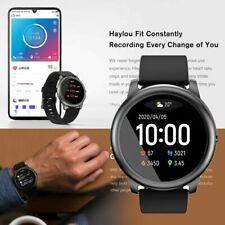 Xiaomi Haylou LS05 Global Version IP68 Waterproof Heart Rate Monitor Smart Watch