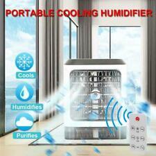 Evaporative Air Cooler Fan +Remote Control Desk Air Conditioner Humidifier Quiet