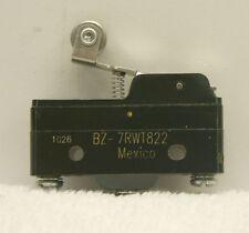 Honeywell BZ-7RWT822 Roller Lever Snap Switch **NEW** BZ7RWT822