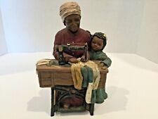 """""""All God's Children"""", Martha Holcombe Figurine, """"Bessie & Corkie"""""""